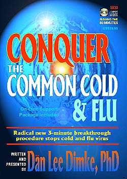 Conquer the Common Cold & Flu